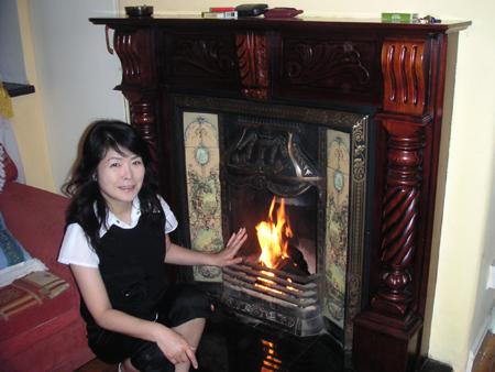 バロン家の暖炉2