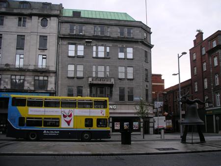 ダブリンのバス
