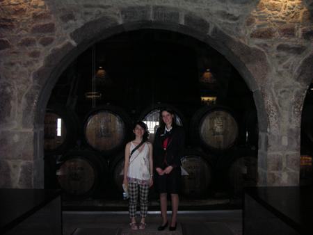 ワイン工場巡り2