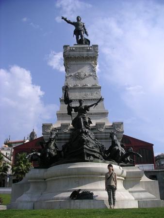 エンリケ航海王子広場