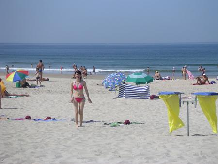 ポルトガルのビーチ2